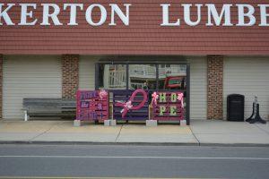 Tuckerton Lumber Goes Pink