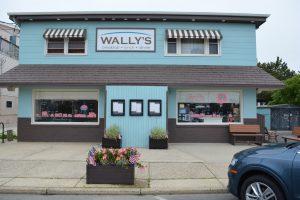 Wally's Pink Window